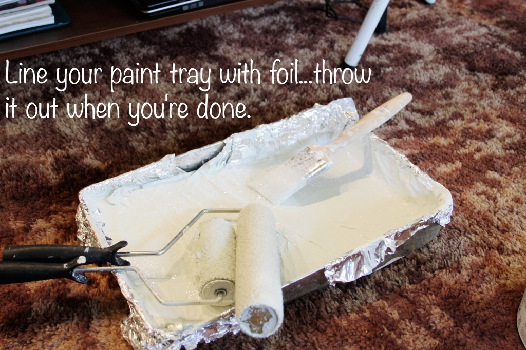 DIY Painting Tip