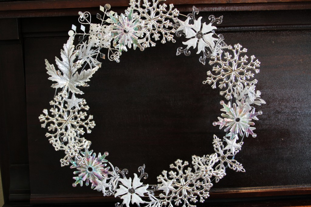 Pottery Barn Wreath Knockoff