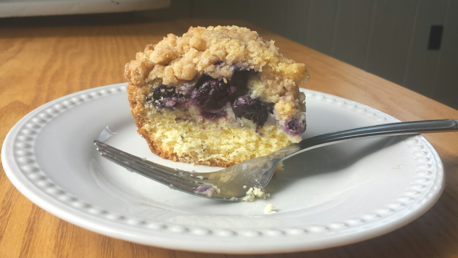 Buckle Up {blueberry buckle, that is} - amy allender {dot} com