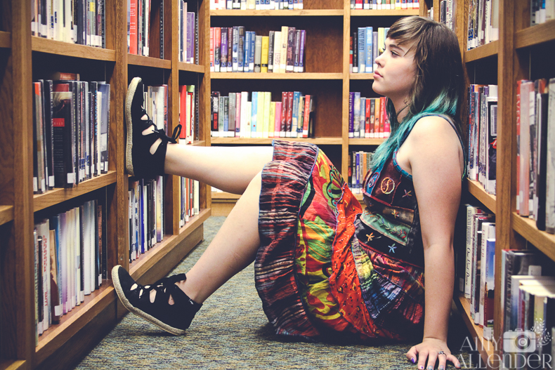 Library portraits