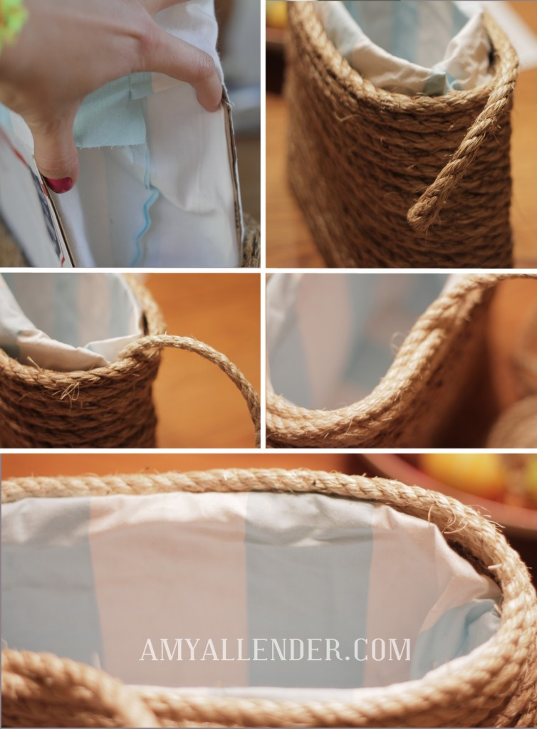 DIY Sisal Tote Tutorial