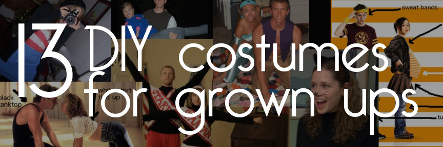 12 unique diy costumes for grown ups amy allender dot com 13 diy costumes for grown ups solutioingenieria Images