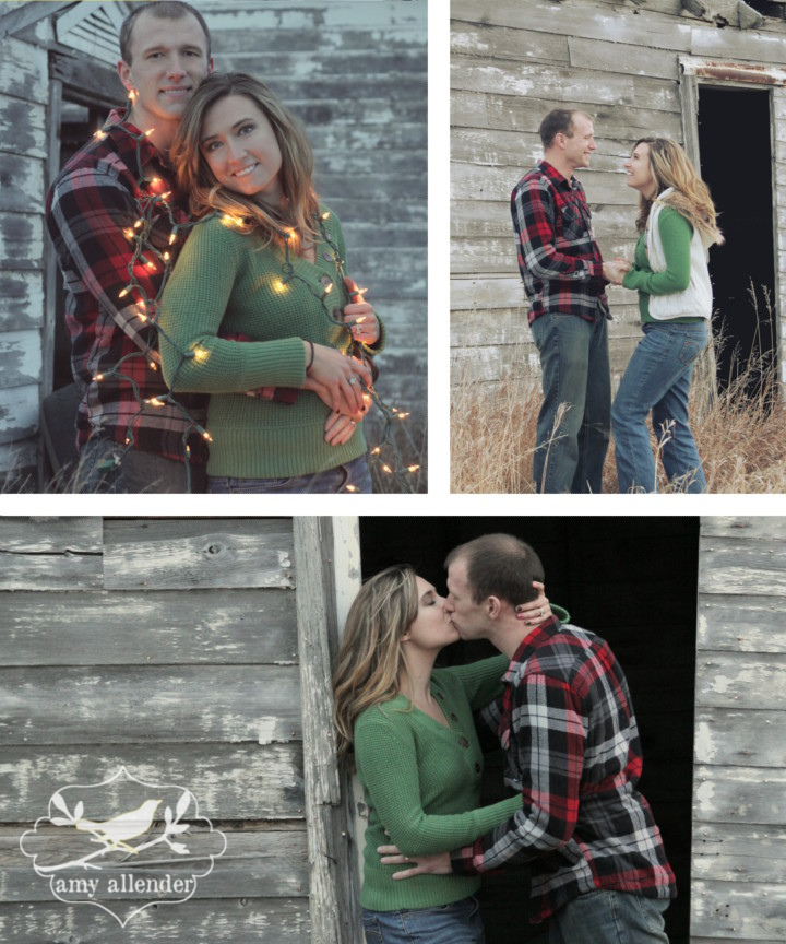 christmas photo ideas for couples merrygoround - Christmas Portraits So pretty amy allender dot