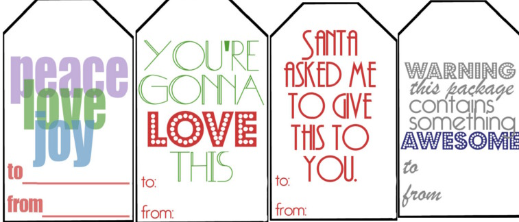 8 Free-Fun-Awesome Printable Gift Tags - amy allender {dot} com