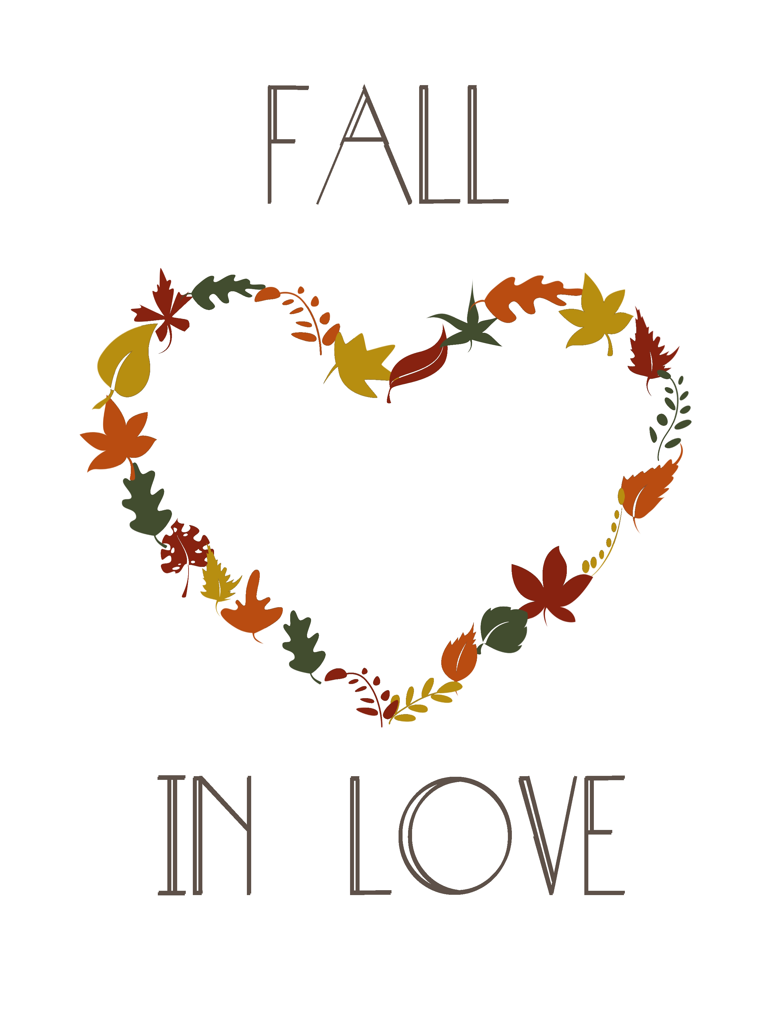 fall in love free printable amy allender dot com