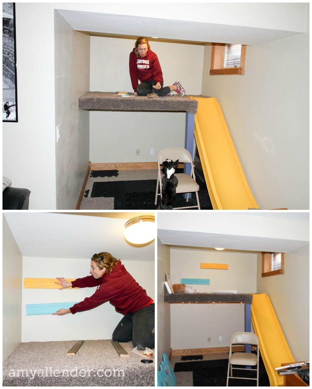 Diy Playroom Loft Amy Allender