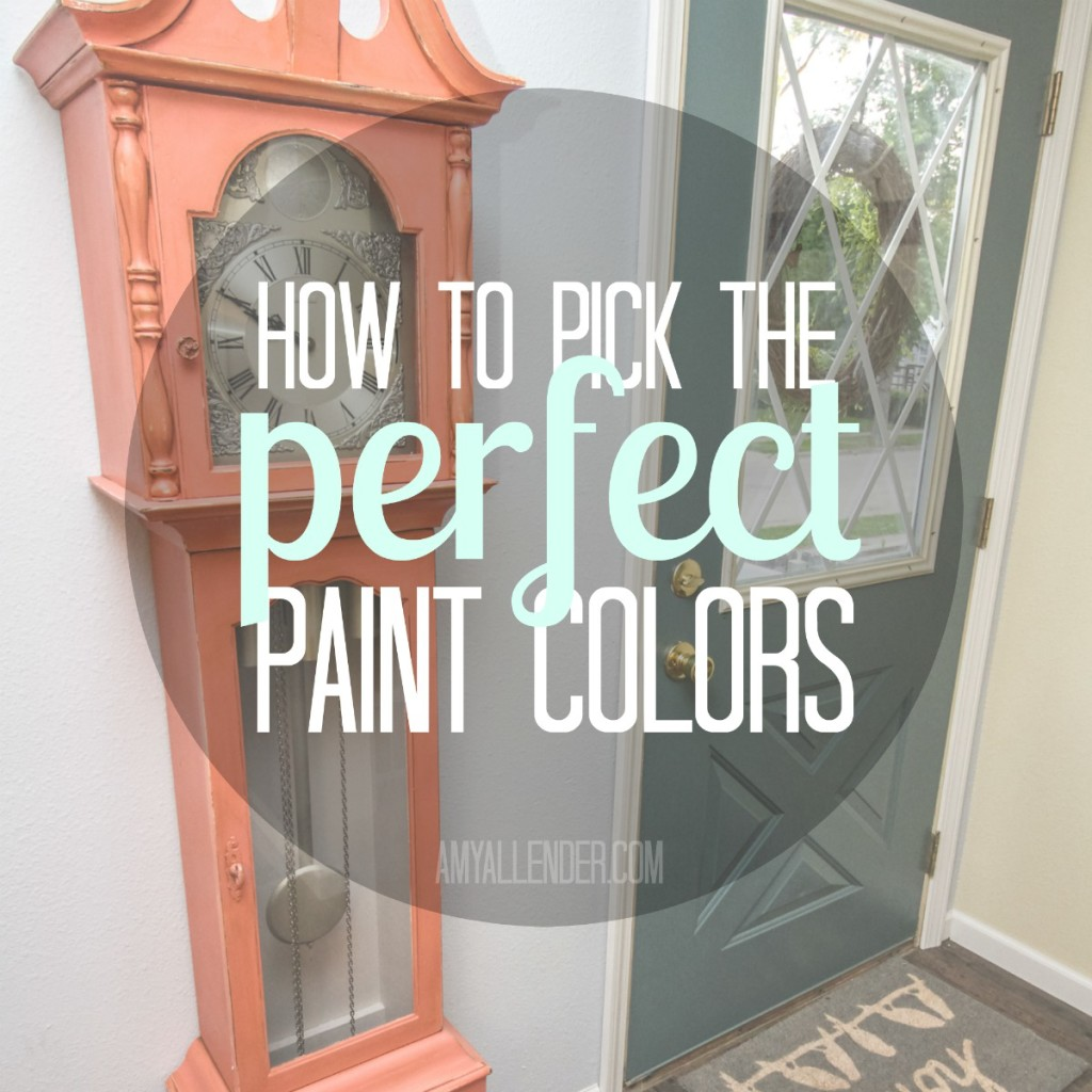 How To Choose Paint For Home: 5 Easy Steps - Amy Allender